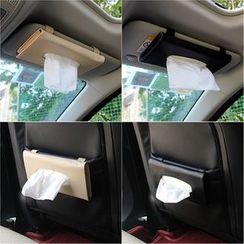 COZE - Car Sun Visor Tissue Box