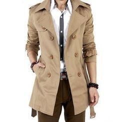 Topform - Double-Breasted Trench Coat