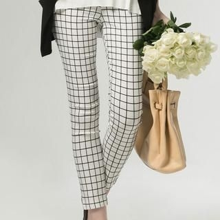 Life 8 - Plaid Leggings