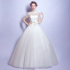 Angel Bridal - 蕾絲婚紗禮服裙