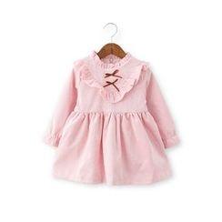 Rakkaus - Kids Ruffled Dress