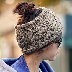 Eva Fashion - Rib-Knit Headband