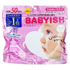 Kose - Clear Turn Babyish Mask (Moisture)