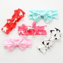 Madou - Baby Bow-Accent Head Band