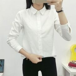 Katie Bloom - Plain Shirt