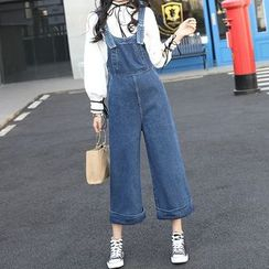 ONXZ - Wide Leg Dungaree