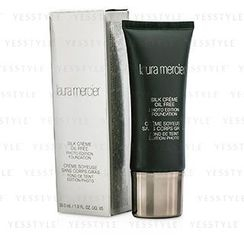 Laura Mercier 罗拉玛斯亚 - Silk Creme Oil Free Photo Edition Foundation - #Rose Ivory