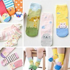 Knit a Bit - Kids Patterned Socks