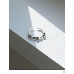 PINKROCKET - Braided Ring