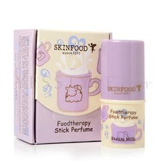 Skinfood - Foodtherapy Stick Perfume (#05 Steam Milk)