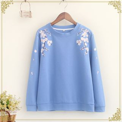 Fairyland - Embroidered Pullover