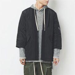 Mr.C studio - Kimono Style Zip Jacket
