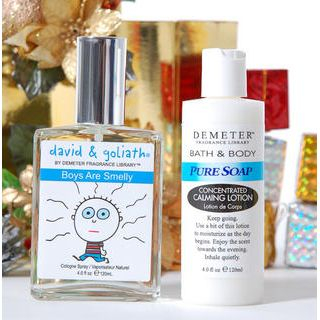 Demeter Fragrance Library - Boys are Smelly (limited Coffret)
