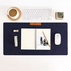 Lazy Corner - Felt Keyboard Mat
