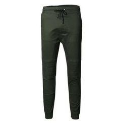 Mannmix - Plain Jogger Pants