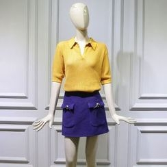 JOYIST - Knit Top / Skirt