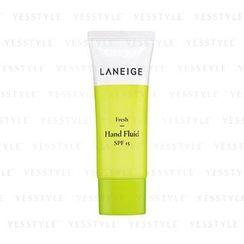 Laneige - Fresh Hand Fluid SPF 15