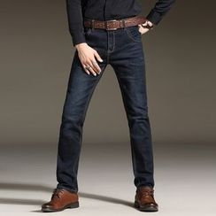 Denimic - Straight Fit Jeans