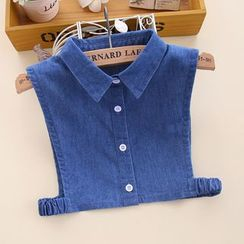 Mamak Beans - Kids Denim Decorative Collar