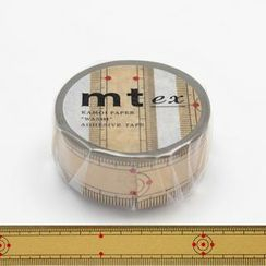 mt - mt Masking Tape : mt ex Bamboo Ruler