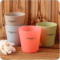 VANDO - Printed Toothbrush Cup