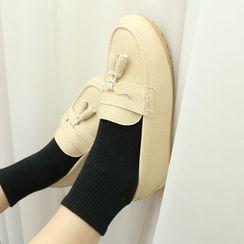 Dodostyle - Tassel-Detail Loafers