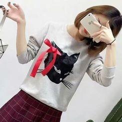 Tulander - Printed Sweatshirt