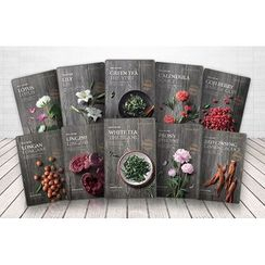 The Face Shop - Real Nature Mask Sheet 1pc (10 Types)