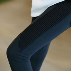 The Shop Story - Brushed Fleece-Lined Leggings