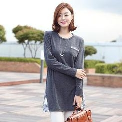 Stylementor - Contrast-Detail Long Top