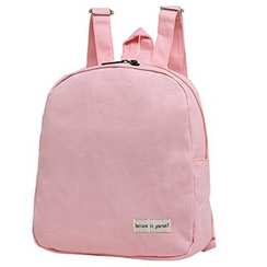 Sweet City - Canvas Backpack