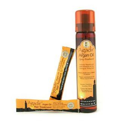 Agadir Argan Oil Hydrates Conditions Smoothes Shine Spray Treatment (For All Hair Types)
