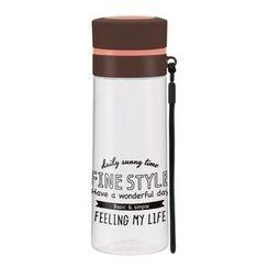 Skater - Fine Style Drinking Bottle (Pink)