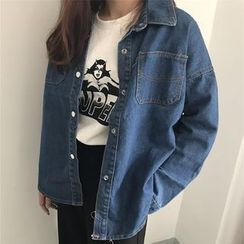 EEKO - Washed Denim Jacket