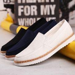Ireoul - 麻布轻便鞋