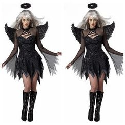 Hankikiss - Dark Angel Party Costume