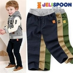 JELISPOON - Boys Tapered Pants