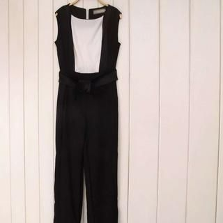 Ando Store - Sleeveless Color-Block Jumpsuit