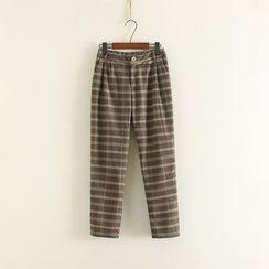 三木社 - 格纹长裤