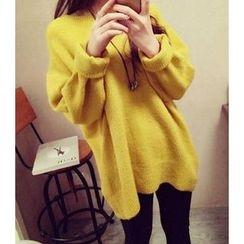 Dream Girl - Plain Knit Top