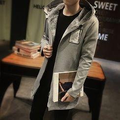 Better Man - Long Hooded Zip jacket