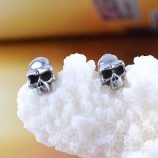 Trend Cool - Skull Stud Earrings