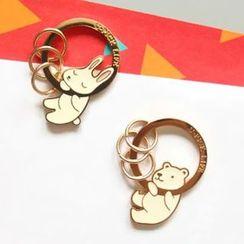 Cute Essentials - Animal Key Ring