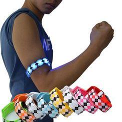Hotaru - Printed LED Arm Band