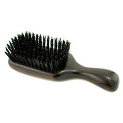 Acca Kappa Club Style Hair Brush - Black (Length 17cm)