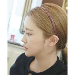 Miss21 Korea - Snakeskin Slim Hair Band