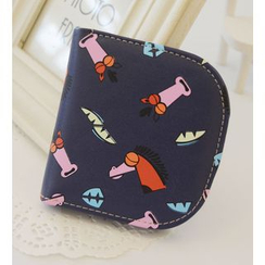 Bags 'n Sacks - Horse Print Small Wallet
