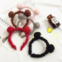Pompabee - Bear Ear Hair Band