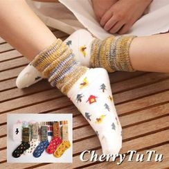 CherryTuTu - Cartoon Socks
