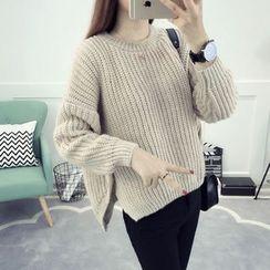 Shiga - 粗織毛衣